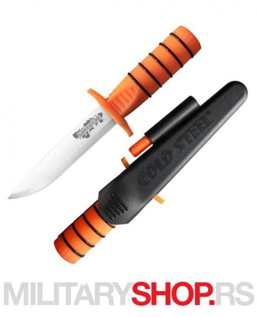 Survival Edge orange Noz Cold Steel
