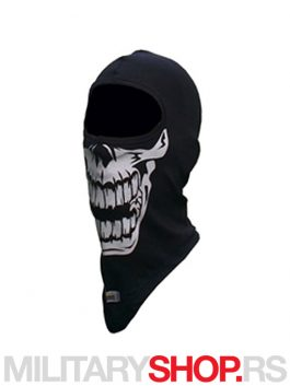 Crna potkapa Skull