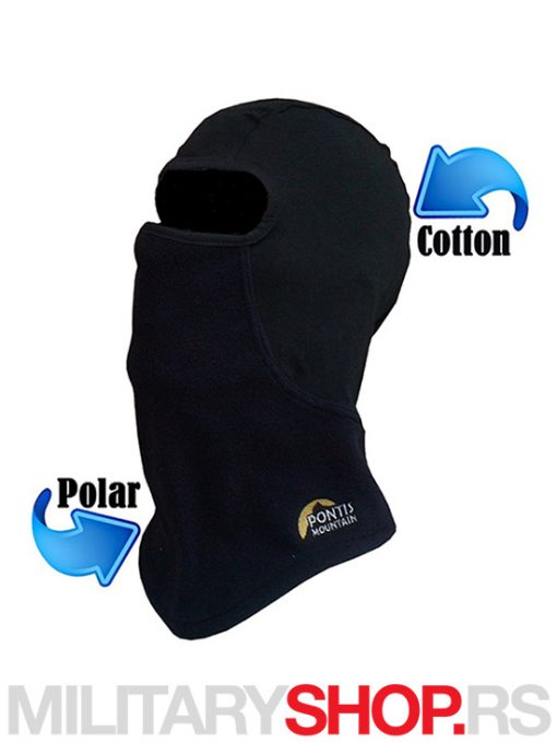 Crna-potkapa-Winter-Polar-Cotton
