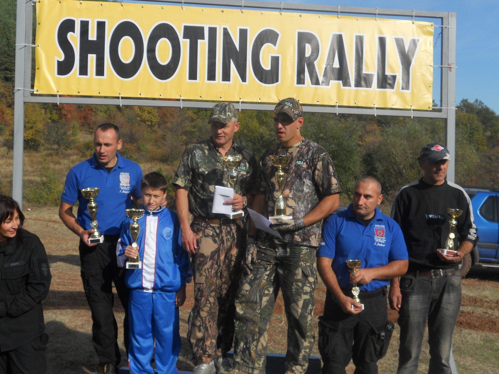 shooting rally nis