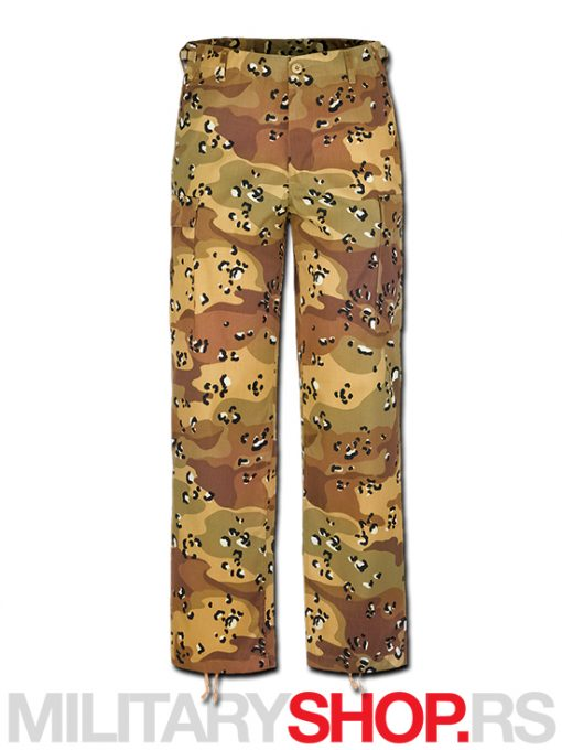 Digitalne desert pantalone Brandit Ranger USA