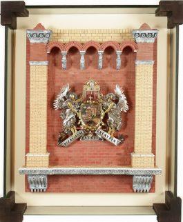 Grb istorijske Madjarske