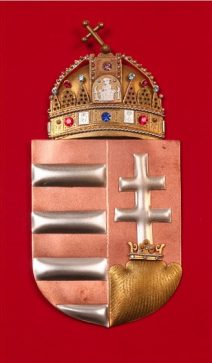 Nacionalni Grb Madjarske (sadasnji grb)