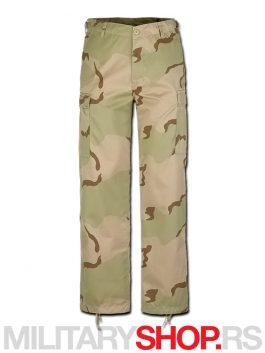 Maskirne Desert Pantalone Brandit US Ranger pustinjska sara