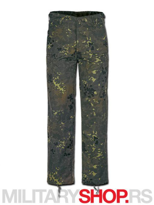 Pantalone Brandit US Ranger Digitalna maskirna boja