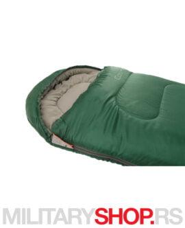Vreća za spavanje Easy camp Cosmos zelena
