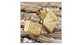 Zippo upaljac brass venetian1