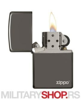 Zippo upaljač BLACK ICE