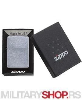 Zippo upaljac street sivi