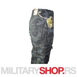 Lovacke pantalone Army Darkcamo