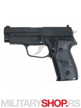REPLIKA PISTOLJA Air soft ST228 Style Heavy Weight Crni GAH 9802