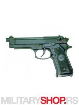 Replika pistolja AIRSOFT ST92 style/spring crni
