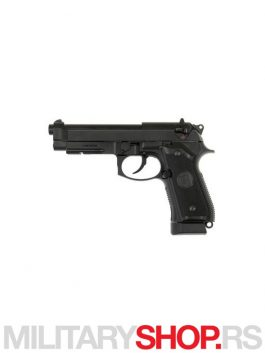 Replika pistolja Airsoft style Full metal CO2 pistolj