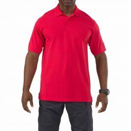 Crvena profesional polo 5.11 majica