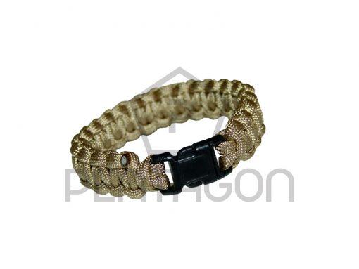 Survival bracelet narukvica za preživljavanje Pentagon