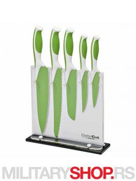 Komplet kuhinjskih noževa Boker - Zeleni set