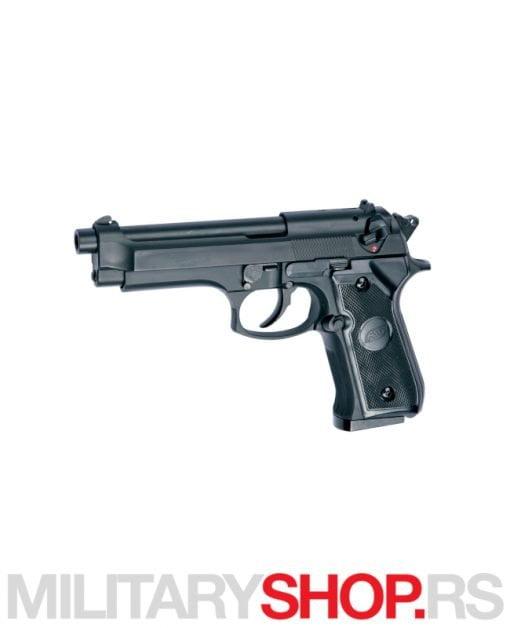 Airsoft - Replika poluautomatskog pištolja na zeleni gas M92F