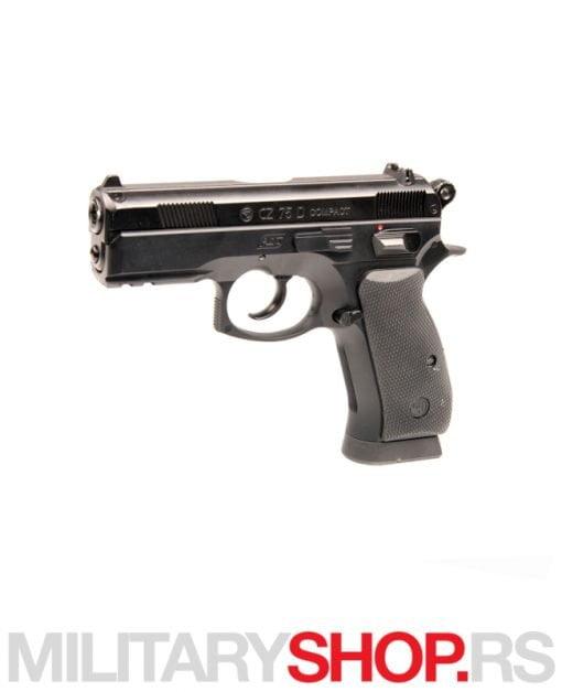 Replika pištolja GNB CO2 CZ 75D Compact 4,5 mm