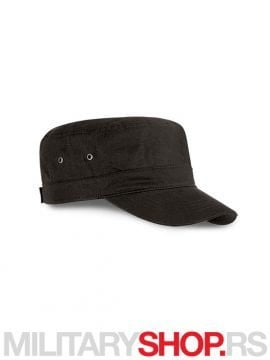 Panama-kapa-kačket crne boje