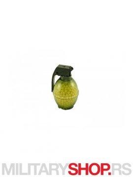 Plastične kuglice za airsoft od 0,12 g 800 komada bb