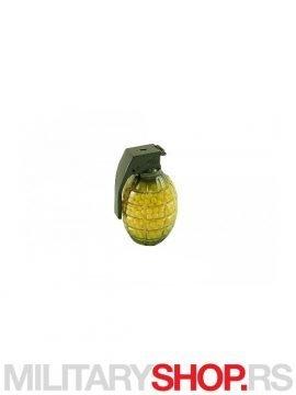 Plastične kuglice za airsoft od 0,12 g 800 komada
