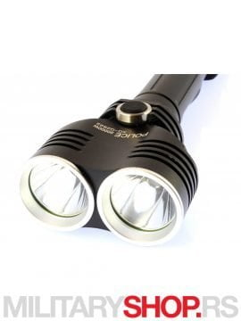Lampa Police double Cree Led XQ-Q2822 SET