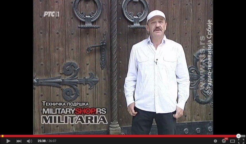 MILITARYSHOP.RS TEHNIČKA PODRŠKA KVADRATURI KRUGA 11.07.2015. RTS1