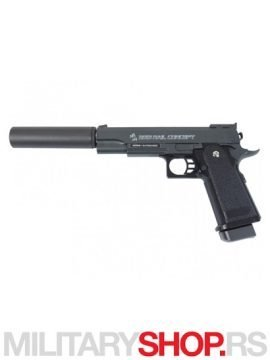 Colt Spring Hi Capa 180120 Airsoft Replika