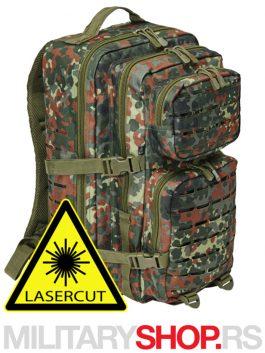 Brandit Cooper ranac Lasercut 30L maskirni Fletcarn