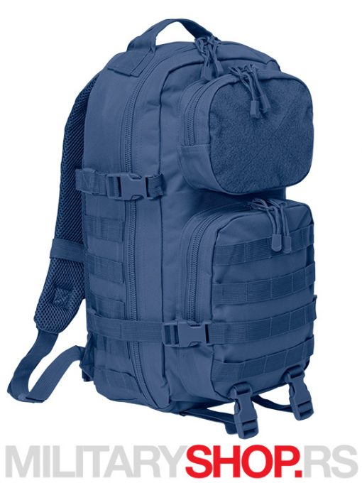 Brandit Cooper ranac navy blue 25L Patch