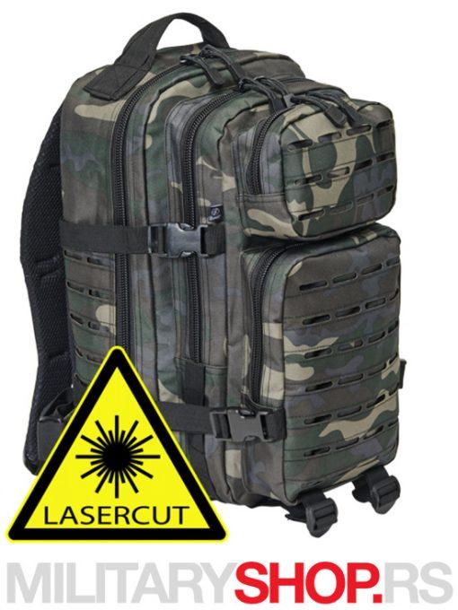 Brandit ranac Lasercut Cooper 30L darkcamo