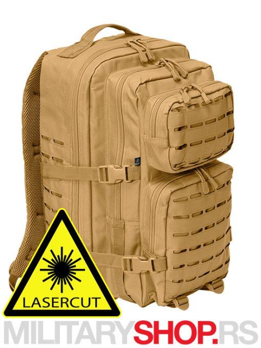 Ranac Brandit Cooper Lasercut camel 50L