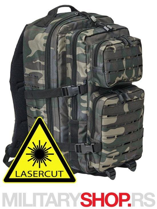 Ranac Brandit Cooper Lasercut darkcamo 50L