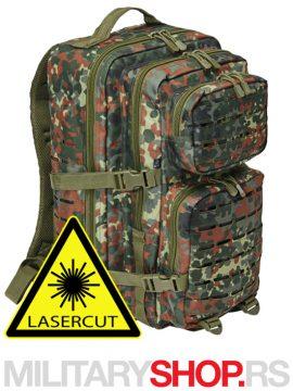 Ranac Brandit Cooper Lasercut maskirni 50L