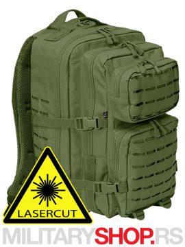 Ranac Brandit Lasercut Cooper zeleni 50L