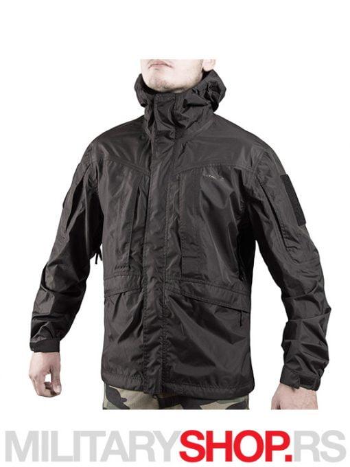 Pentagon Monsoon jakna rain-shell za kišu crna