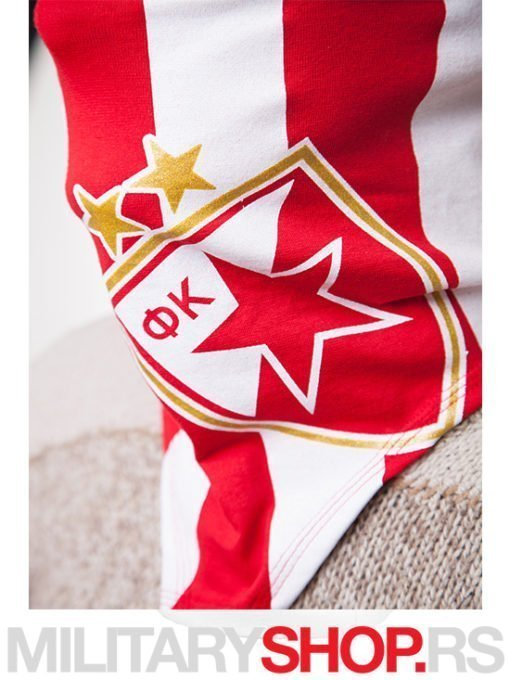 SKARF FK CRVENA ZVEZNA–RED STAR BANDANA MARAMA