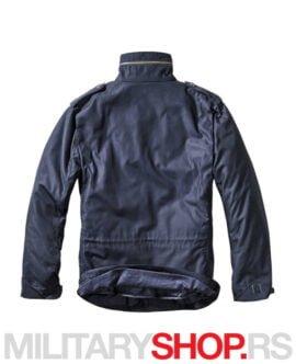 M65 Vijetnamka Brandit jakna sa uloškom teget boje