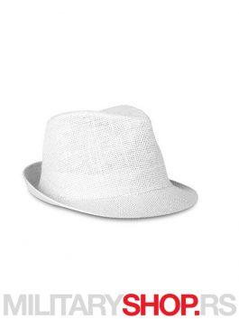 Šešir Pizaro bele boje