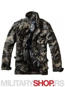 Vijetnamka M65 maskirna darkcamo jakna sa uloškom