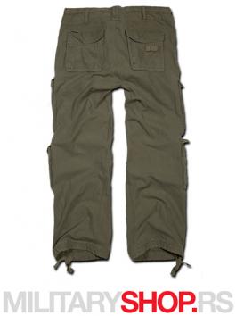 Zelene Brandit Pantalone 100% Pamucne