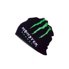 Zimska kapa MONSTER crne boje