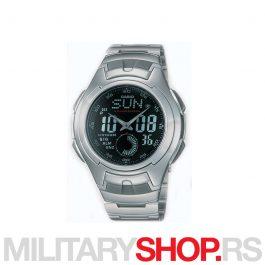 Casio ručni muški sat iluminator klasik AQ 160WD 1BVDF