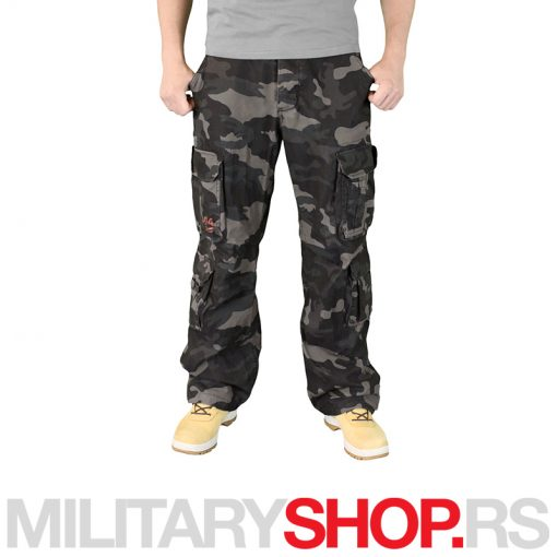 Surplus blackcamo pantalone
