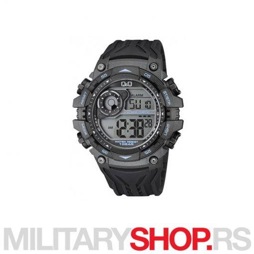 Q&Q ručni muški digitalni sat M157J003Y