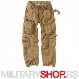 Surplus kojot pantalone Airborne Vintage 100% pamuk