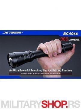 Lampa JetBeam BC40 SE 2