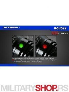 Lampa JetBeam BC40 SE 4