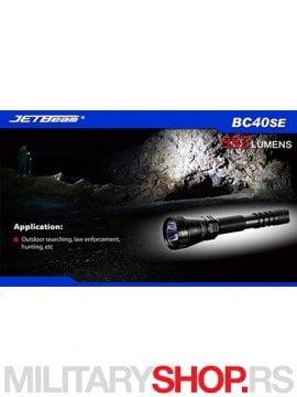 Lampa JetBeam BC40 SE 6