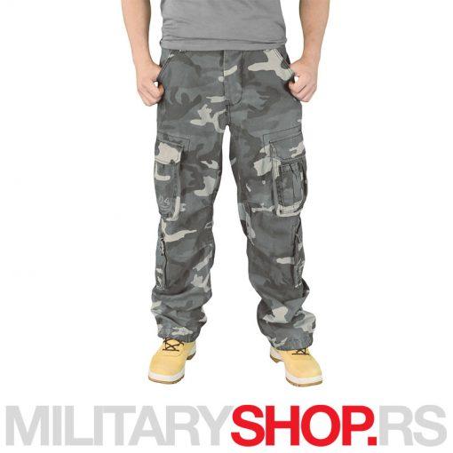 Surplus nightcamo pantalone